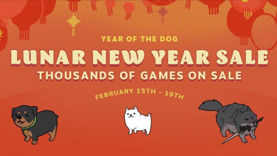 Steam Lunar New Year