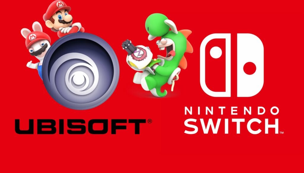 Ubisoft Nintendo Switch Support