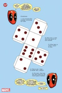Deadpool Choose Your Own Adventure