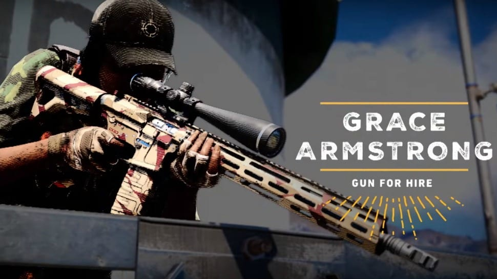Far Cry 5 Guns For Hire Trailer Introduces All Potential Allies Video