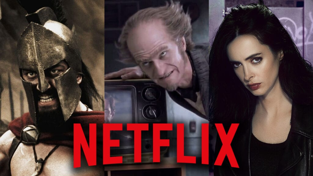 Netflix March 2018