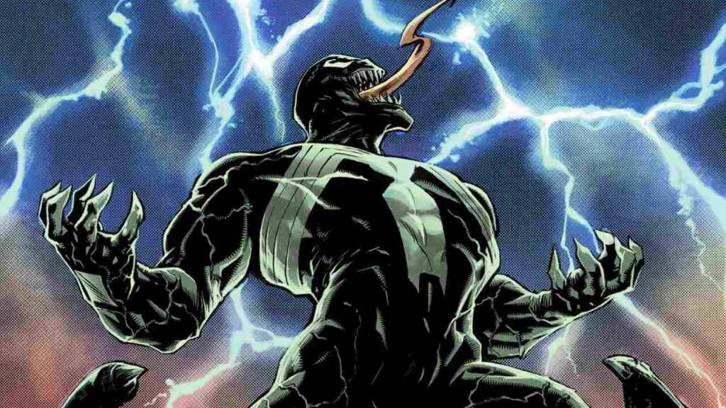 Venom Comic Series