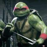 Ninja Turtles Footage