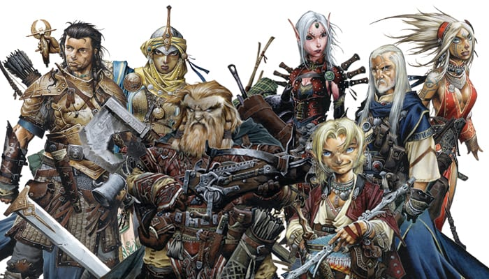 official Pathfinder tools