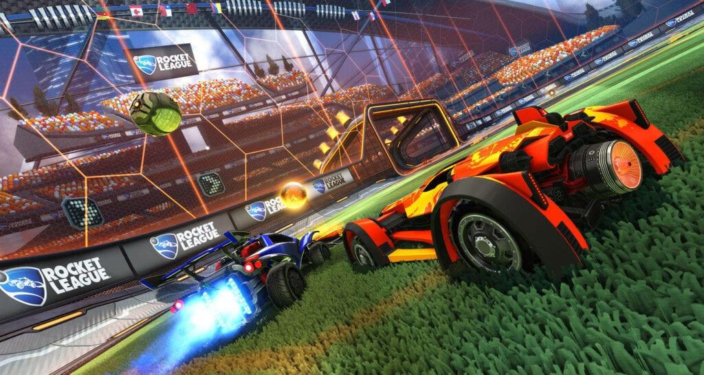 Rocket League Spring 2018 Roadmap