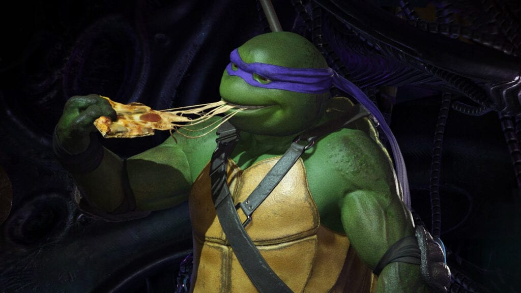 Teenage Mutant Ninja Turtles DLC