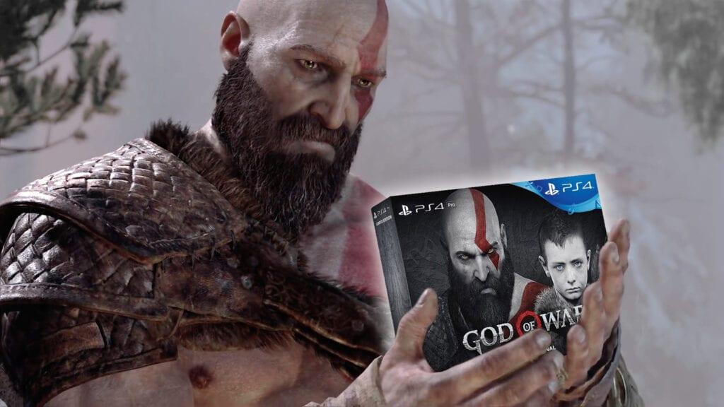 War PS4 Pro Bundle