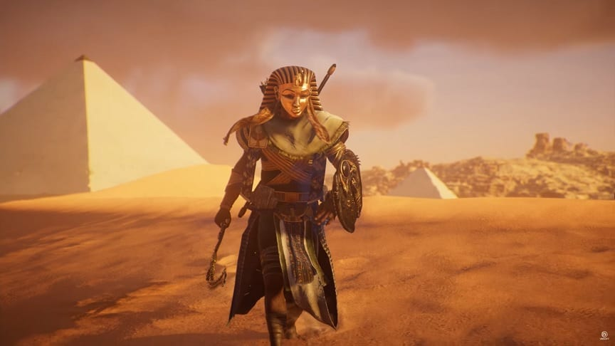 Assassin's Creed Origins Undead Gear Pack
