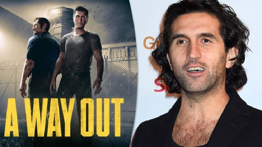 """A Way Out Director Josef Fares Wants Devs To """"Take More Risks"""" In Games"""
