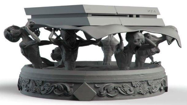 Custom Bloodborne Stand