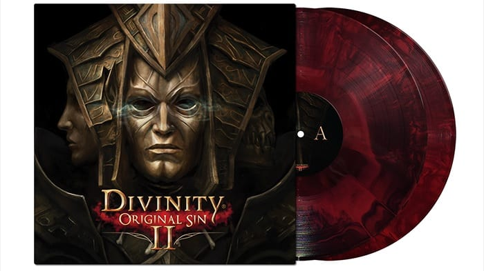 Divinity Original Sin 2 Vinyl Soundtrack