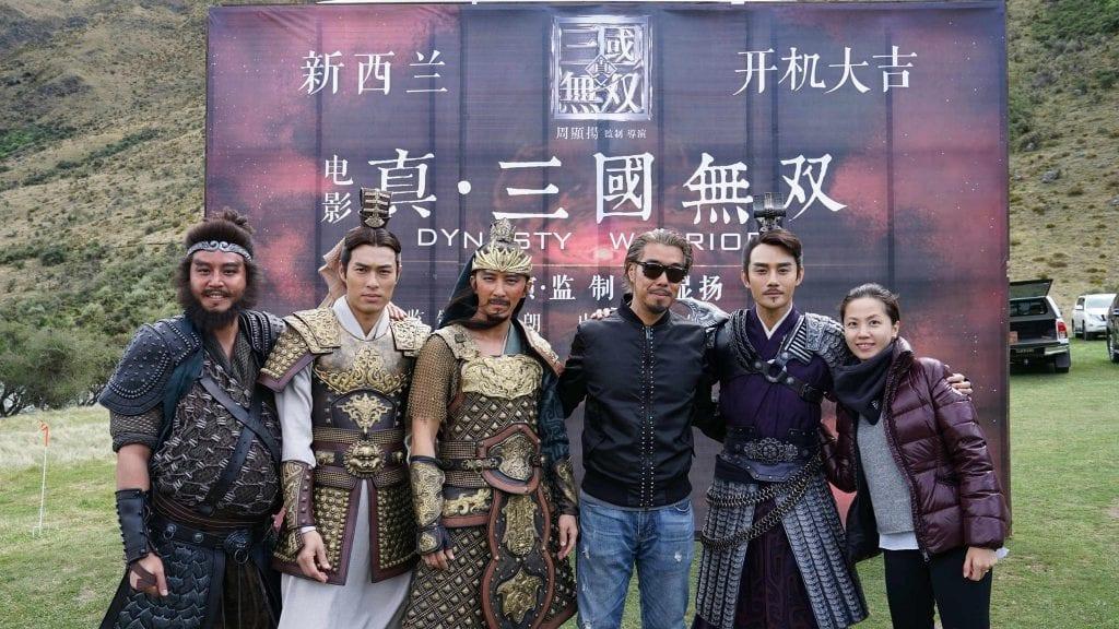Dynasty Warriors Film
