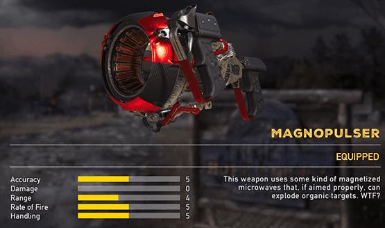 Far Cry 5 Alien Gun
