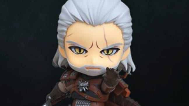 The Witcher's Geralt Nendoroid