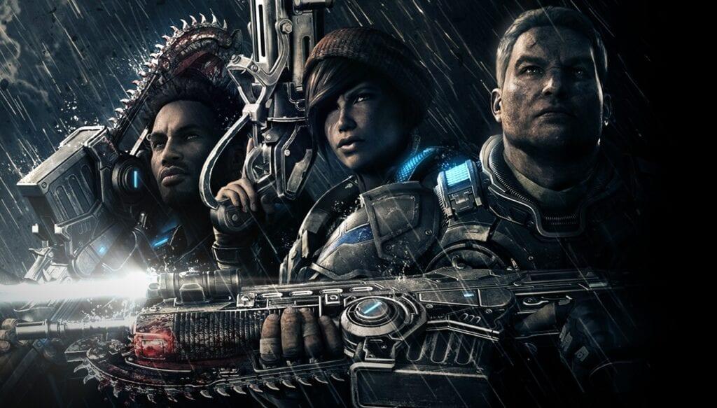 Gears of War 4 Content
