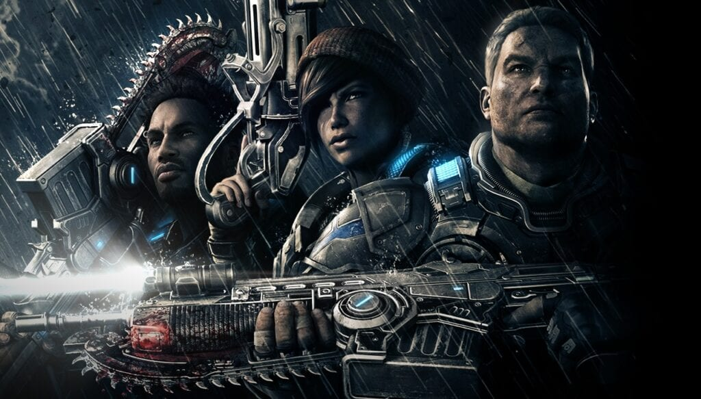 Gears of War 4 Content