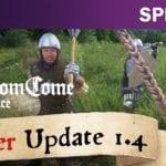 Kingdom Come Deliverance Easter Update