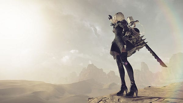 NieR: Automata Director Yoko Taro Discusses The Importance Of Making Players 'Feel Free'