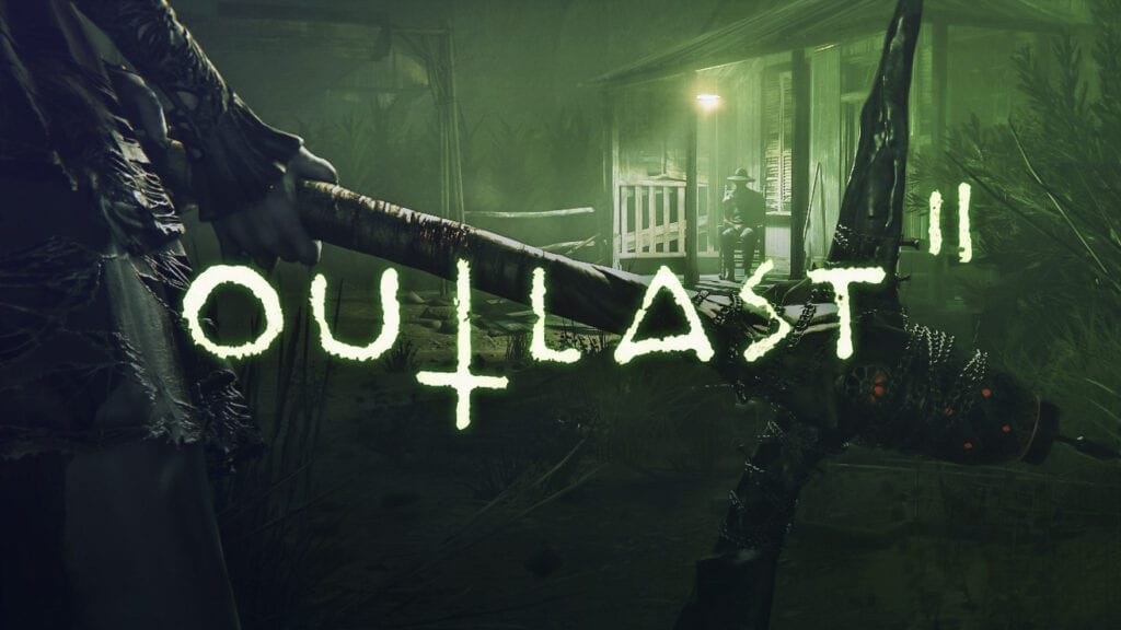 Outlast 2 Story Mode