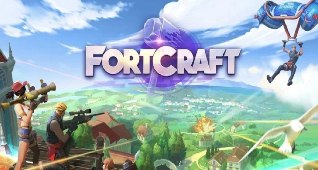 Fortnite Mobile Clone