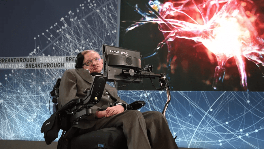 Elite Dangerous Stephen Hawking Tribute