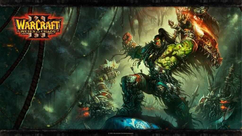 Warcraft III Patch