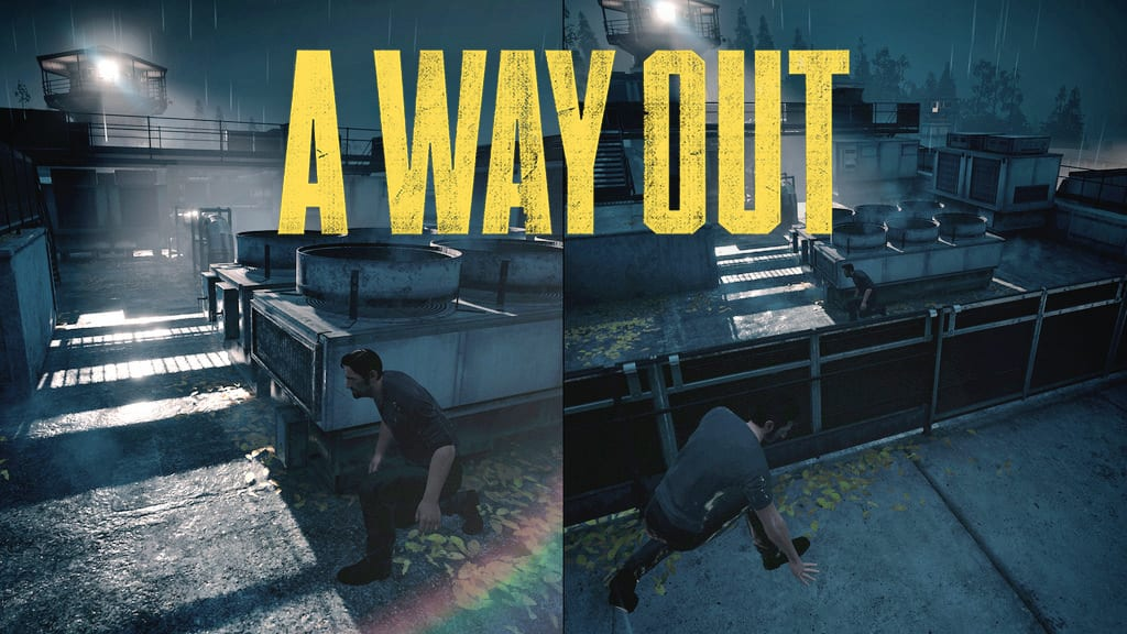 A Way Out Achievements