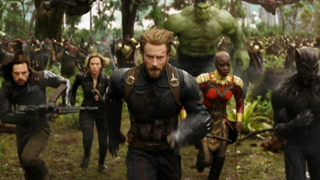 Infinity War Release