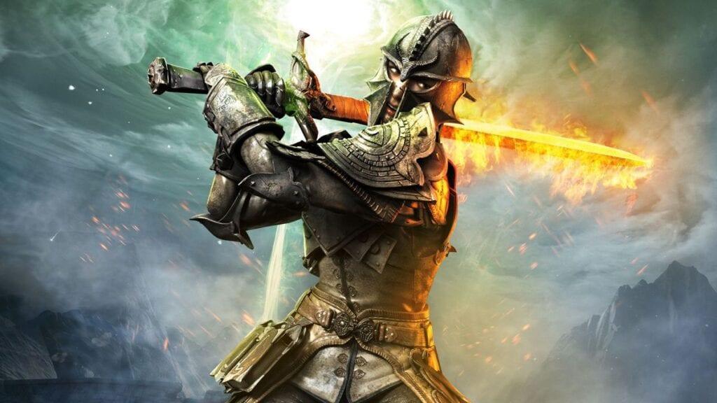 Dragon Age 4 Dev Team