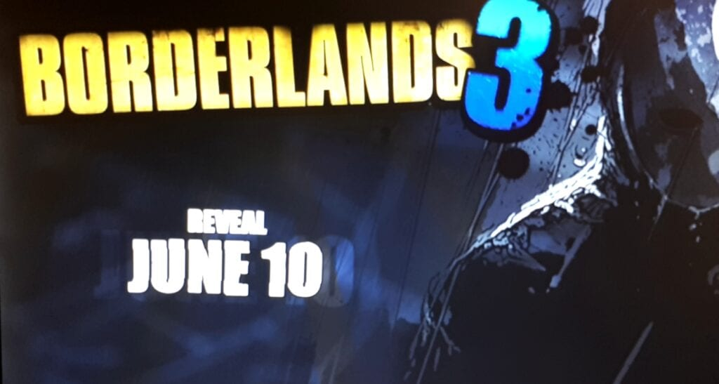 Borderlands 3 Announcement