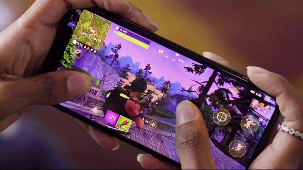 Fortnite Mobile App
