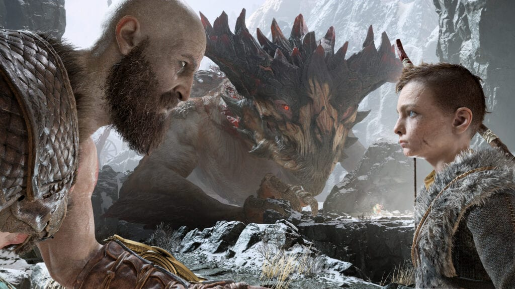 God of War Leaked Gameplay Footage