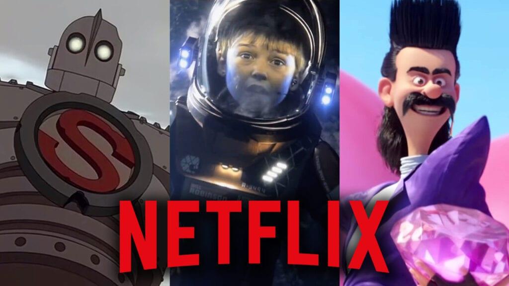 Netflix April 2018