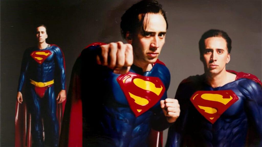 Nicolas Cage Superman