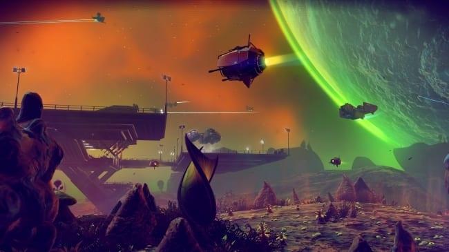 No Man's Sky Xbox One Port