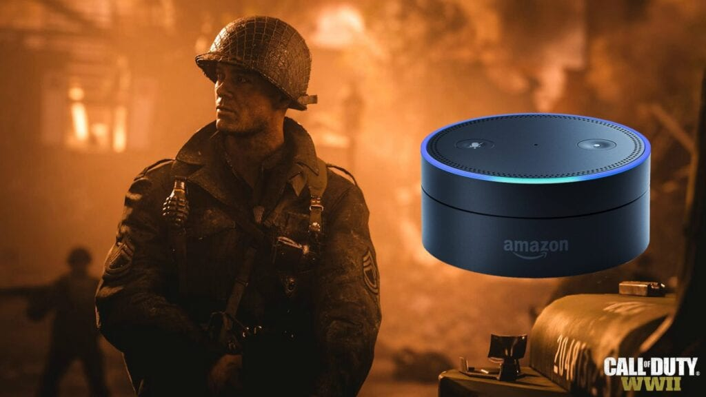 Call of Duty: WWII Alexa Controls
