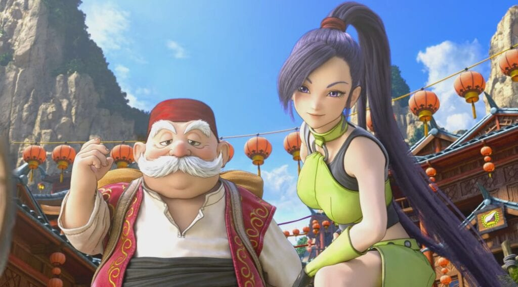 Dragon Quest XI Developer Explains Delayed Nintendo Switch Release