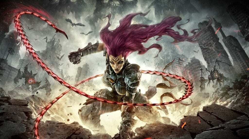 Darksiders 3 Publisher