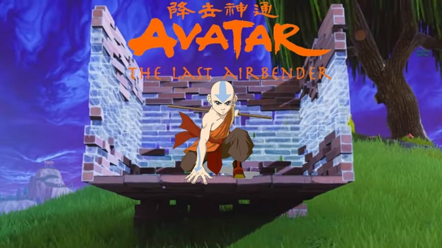 Fortnite Replay Feature Used To Recreate 'Avatar: The Last Airbender' Intro (VIDEO)
