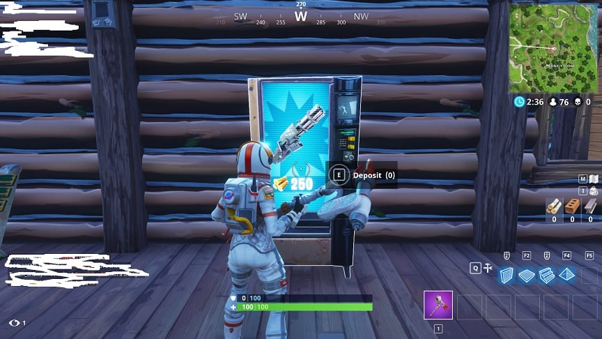 Fortnite Vending Machines Are Actually A Thing, Coming Soon