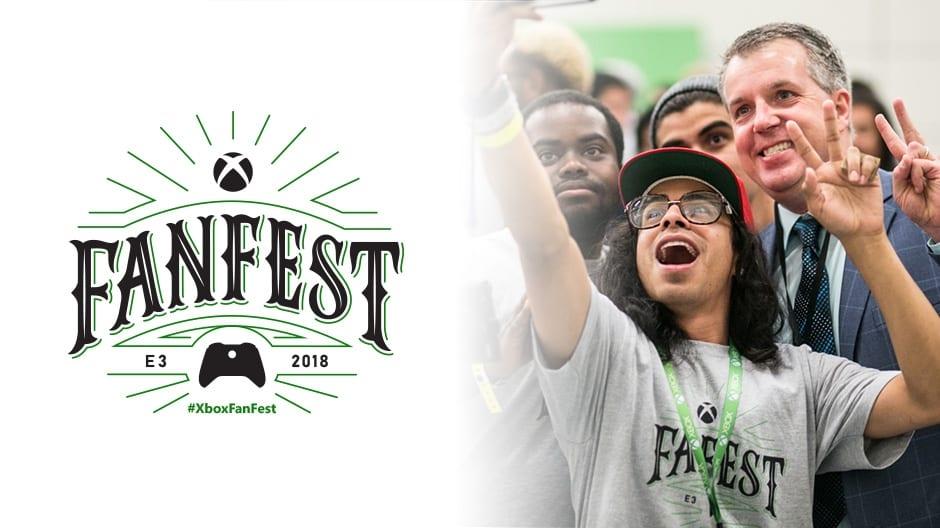 Xbox FanFest Details - E3 2018