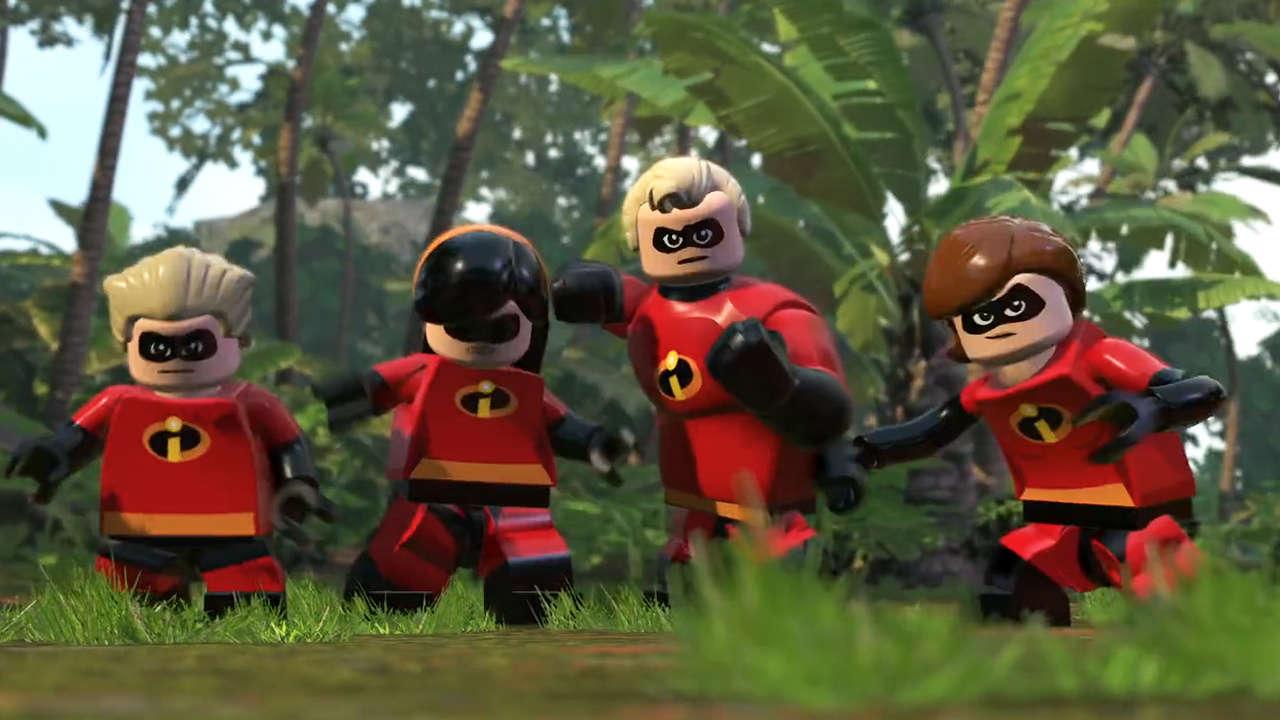 Incredibles Gameplay Trailer