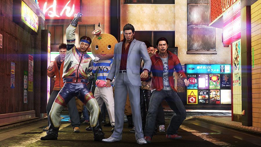 Yakuza Dev Team