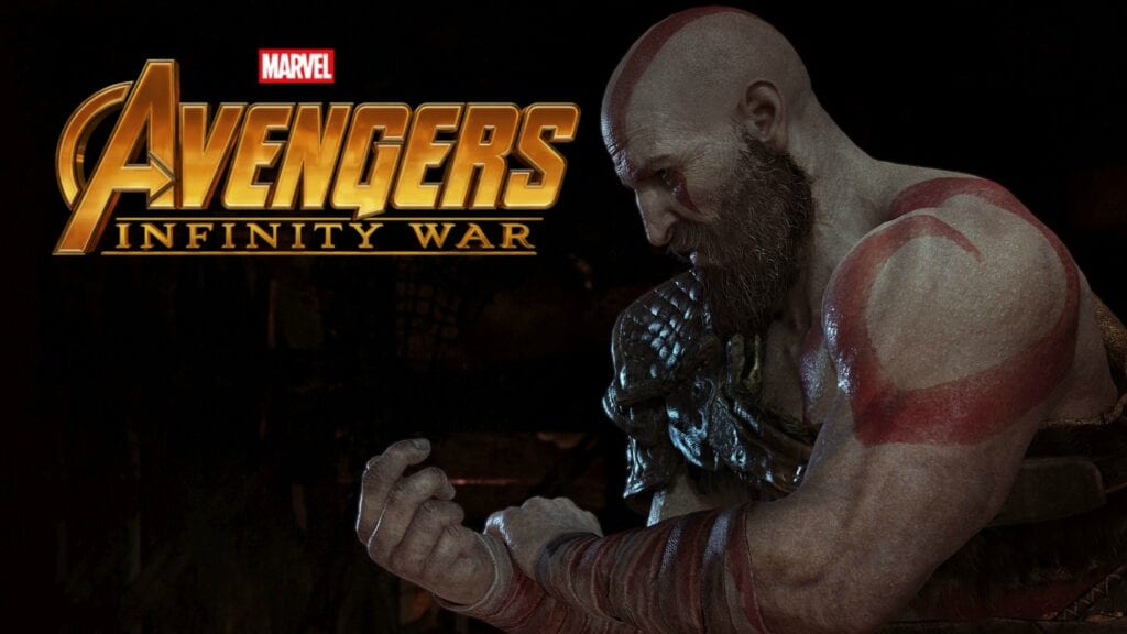 God of War Avengers Reference Puts Infinity Gauntlet In Players Hands (VIDEO)