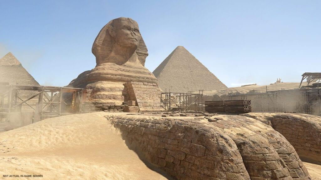 New Map Egypt