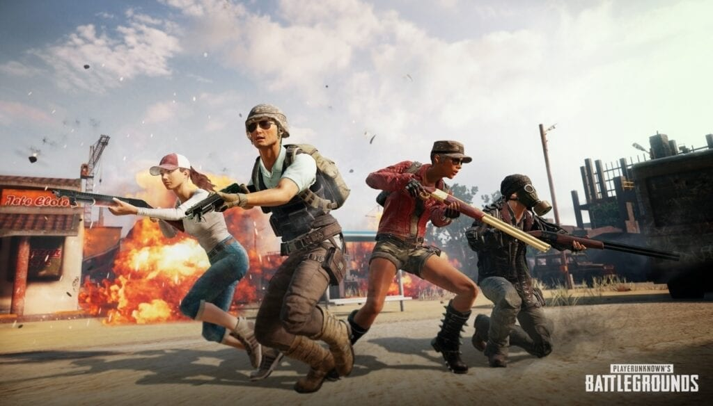 PUBG War Mode Added On PC Featuring Limited Respawns