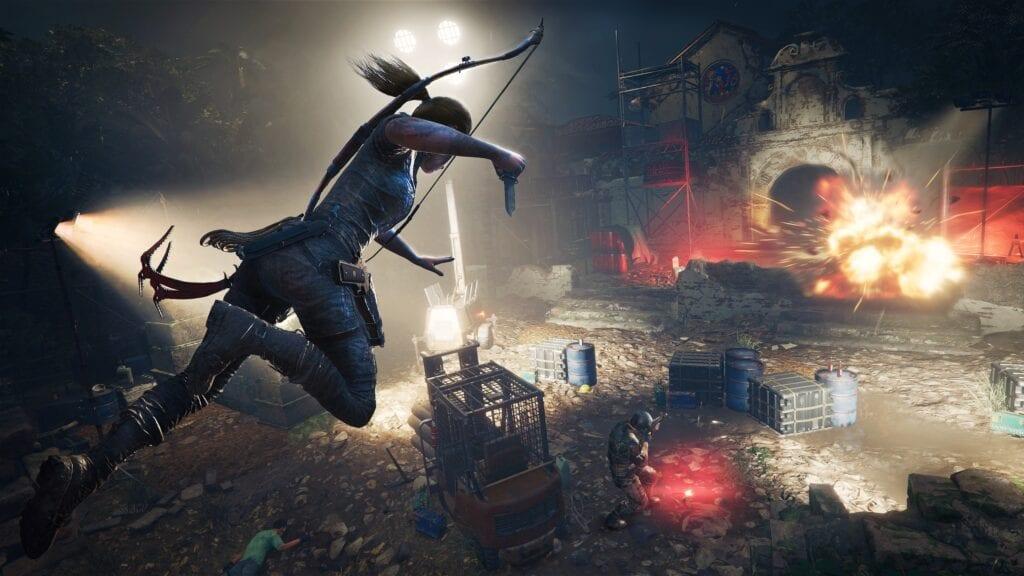 Shadow of the Tomb Raider Trailer Reveals a Darker Lara, Release Information (VIDEO)