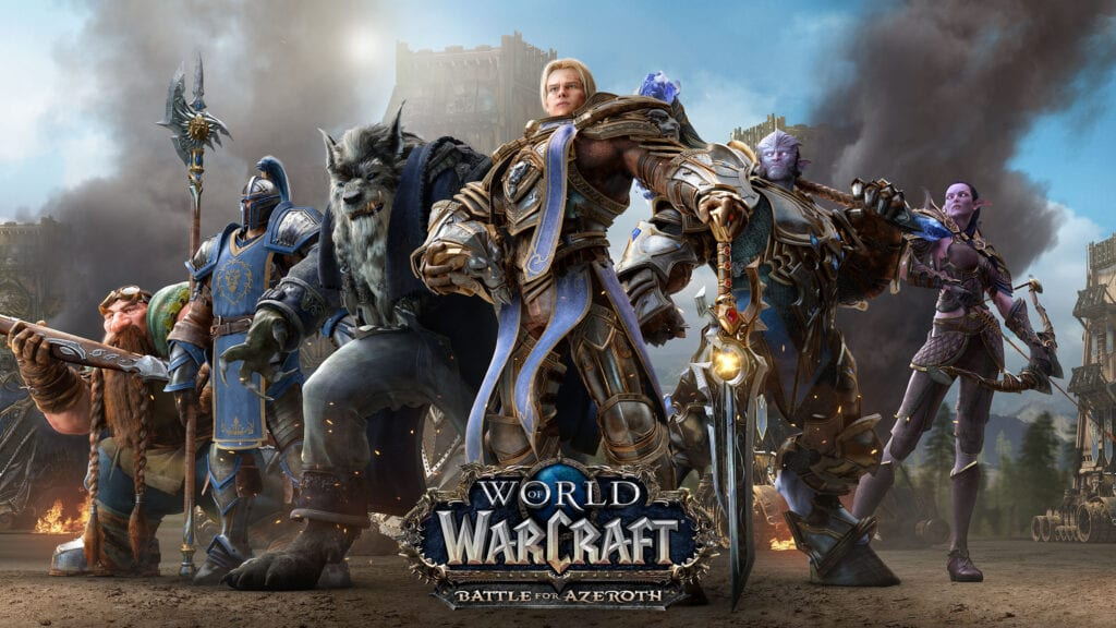 World Of Warcraft: Battle For Azeroth Warfront Mode Details Revealed