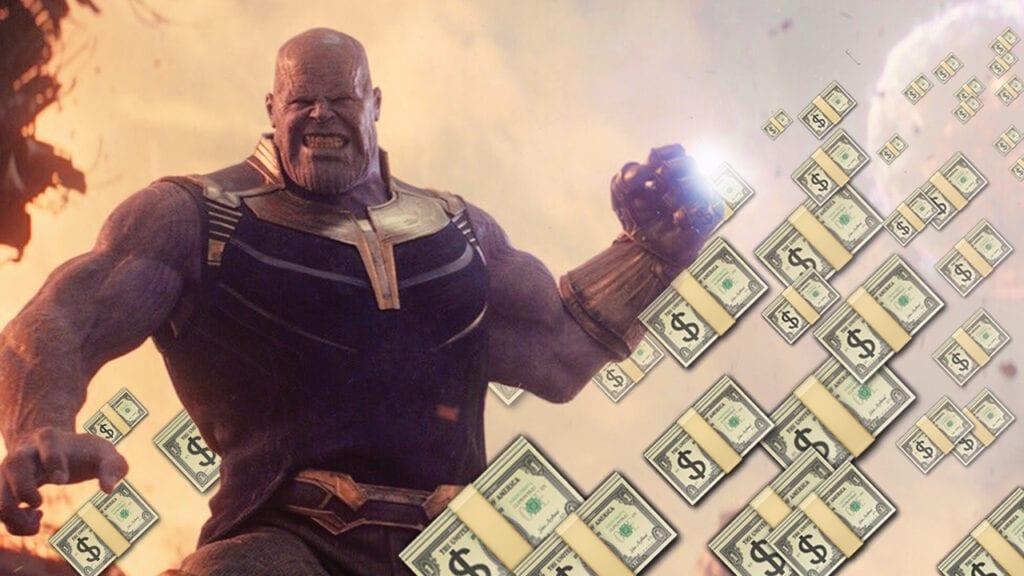 Infinity War Box Office