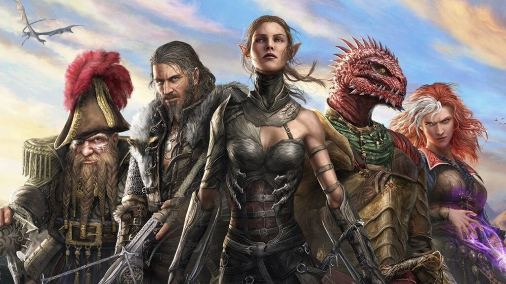 Divinity Original Sin 2 Announced For PS4 And Xbox One (VIDEO)